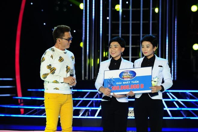 Hoai Linh che thi sinh gia Ho Ngoc Ha giong Ho Quynh Huong hinh anh 6
