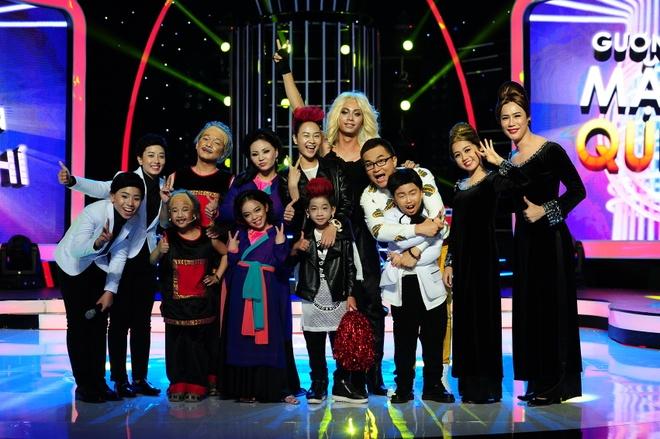 Hoai Linh che thi sinh gia Ho Ngoc Ha giong Ho Quynh Huong hinh anh 15