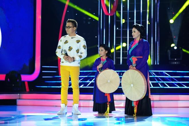 Hoai Linh che thi sinh gia Ho Ngoc Ha giong Ho Quynh Huong hinh anh 14