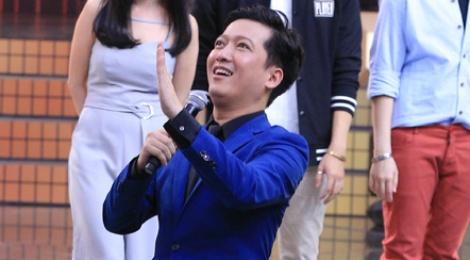 Truong Giang mia mai ca si choi game show, khong lo ca hat hinh anh