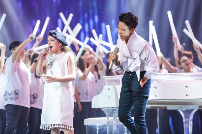 Nhat Minh tro thanh quan quan The Voice Kids 2016 hinh anh 12