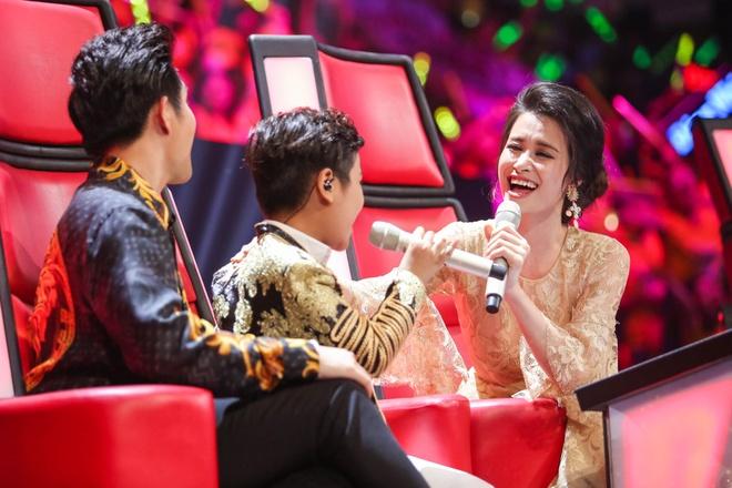 Nhat Minh tro thanh quan quan The Voice Kids 2016 hinh anh 13