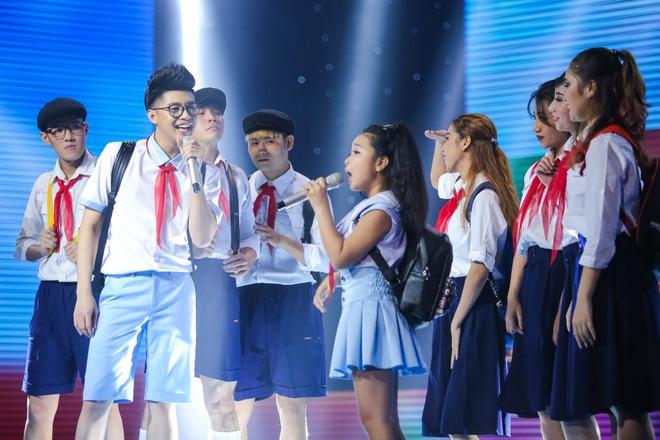 Nhat Minh tro thanh quan quan The Voice Kids 2016 hinh anh 15