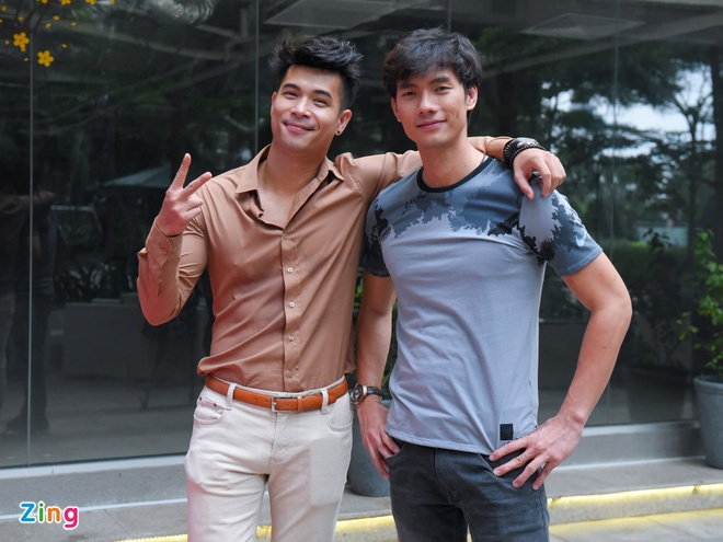 Nhan Phuc Vinh, Thanh Truc suyt chet khi dong phim hinh su hinh anh 6