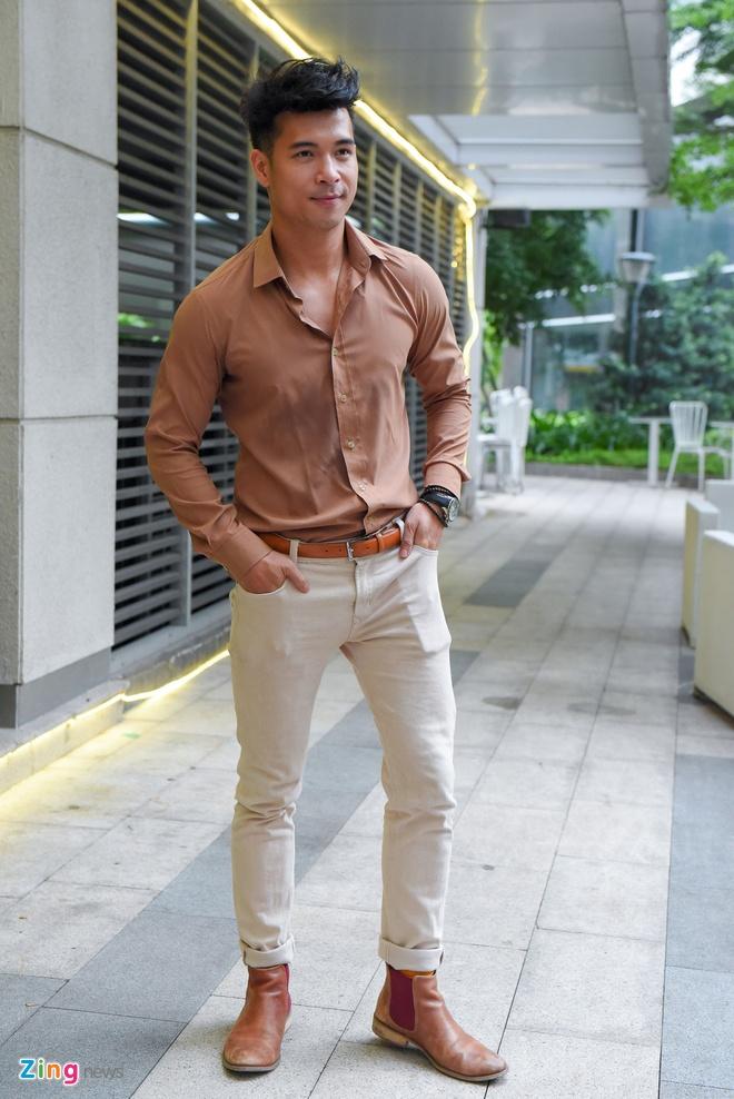 Nhan Phuc Vinh, Thanh Truc suyt chet khi dong phim hinh su hinh anh 5