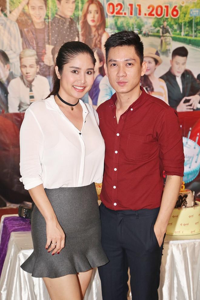 Huy Khanh, Vy Oanh den chuc mung sinh nhat Hoang Map hinh anh 7