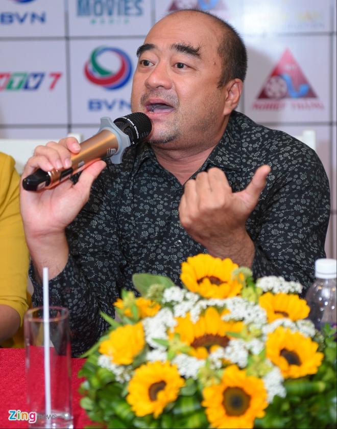 Nhan Phuc Vinh, Thanh Truc suyt chet khi dong phim hinh su hinh anh 8
