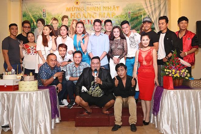 Huy Khanh, Vy Oanh den chuc mung sinh nhat Hoang Map hinh anh 12