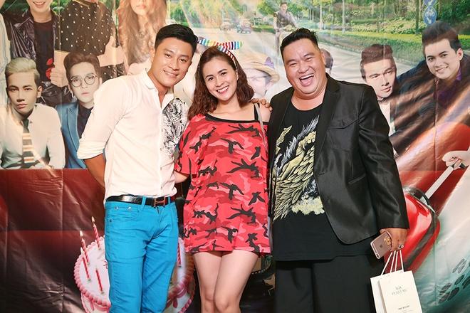 Huy Khanh, Vy Oanh den chuc mung sinh nhat Hoang Map hinh anh 6