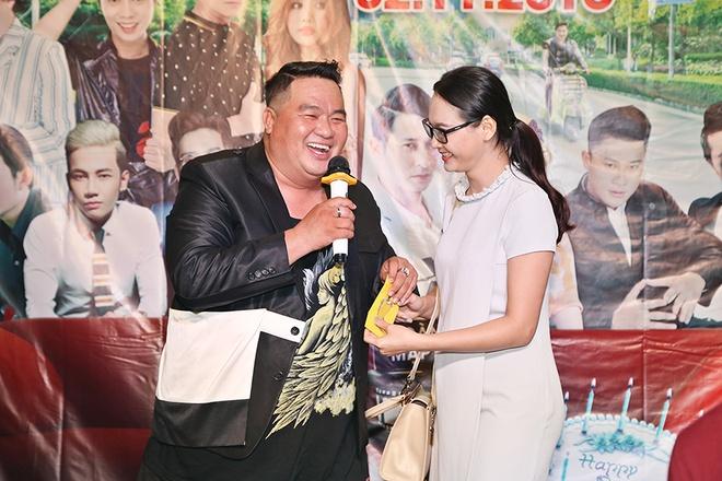 Huy Khanh, Vy Oanh den chuc mung sinh nhat Hoang Map hinh anh 8