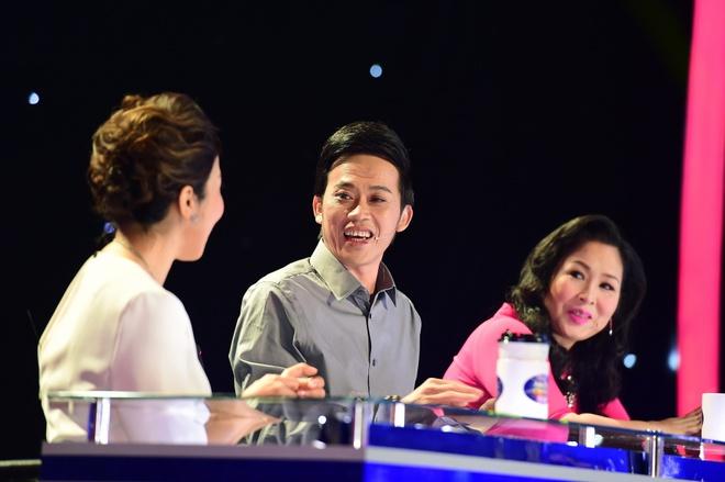 Hoai Linh cuoi nghieng nga khi Le Giang hat cai luong hinh anh 7
