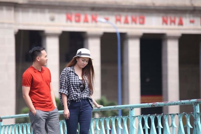 Hoc tro cua Mr. Dam phat hanh MV dau tay hinh anh 3