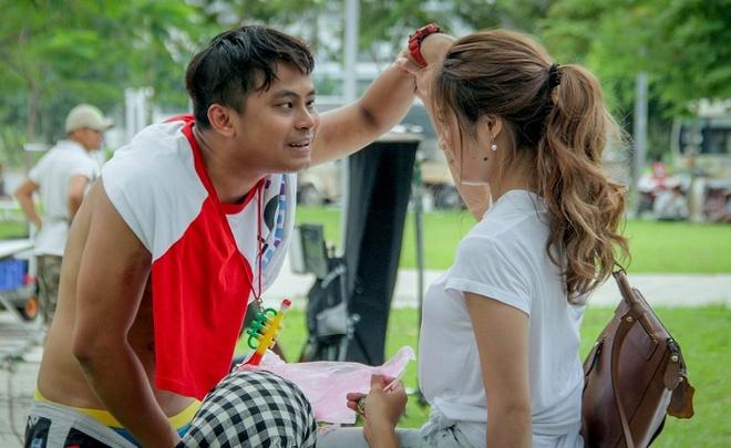 Phim dien anh dau tay cua Khuong Ngoc phat song truyen hinh hinh anh 2