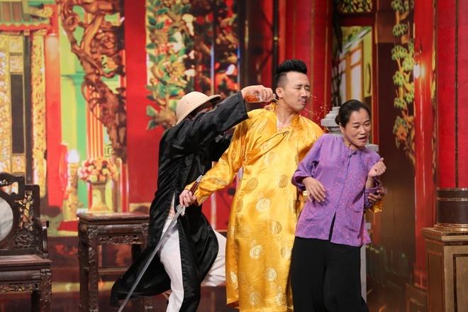 Hoai Linh, Tran Thanh bi pha kich ban o On gioi cau day roi hinh anh 2