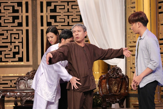 Hoai Linh, Tran Thanh bi pha kich ban o On gioi cau day roi hinh anh 3