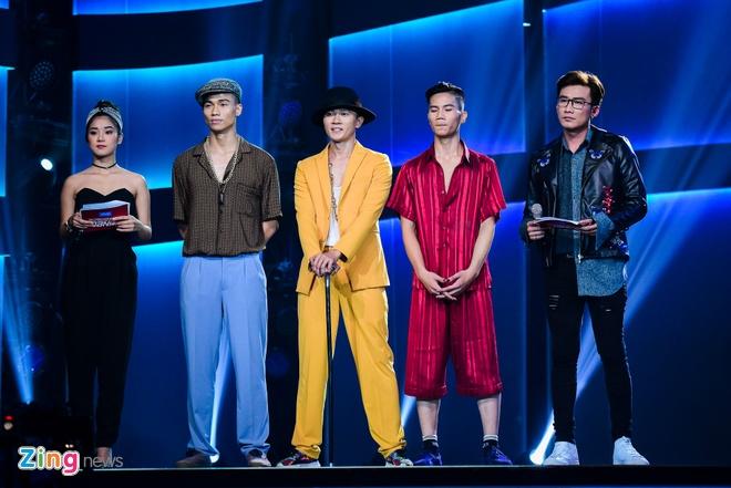 Quan quan Vietnam's Got Talent thi Thu thach cung buoc nhay hinh anh 4