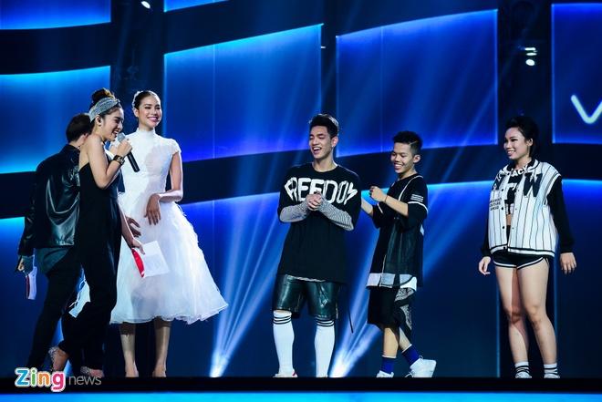 Quan quan Vietnam's Got Talent thi Thu thach cung buoc nhay hinh anh 10
