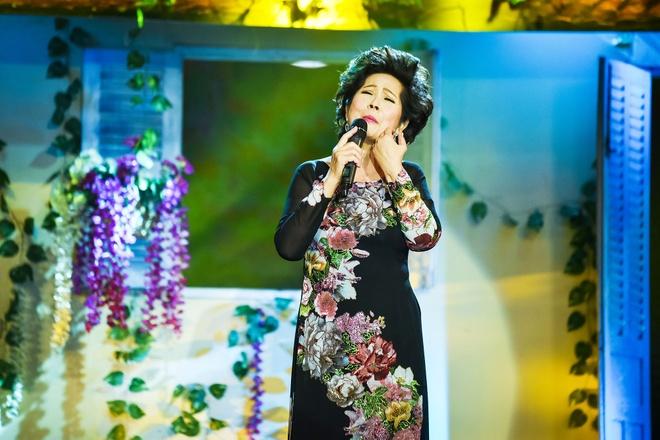 Phuong Dung rung rung hat 'Han Mac Tu' cua Tran Thien Thanh hinh anh 2