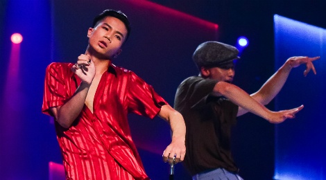 Quan quan Vietnam's Got Talent thi Thu thach cung buoc nhay hinh anh