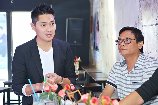 Minh Luan: 'Nhac bolero chi Phi Nhung moi co cat-xe cao' hinh anh 2