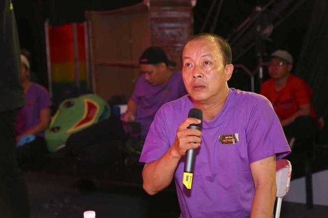 Minh Nhi buon long vi dien vien tre khong nho on thay co hinh anh 2