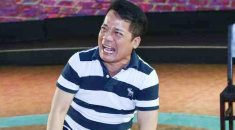 Minh Nhi buon long vi dien vien tre khong nho on thay co hinh anh