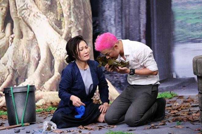 Hoai Linh che Tran Thanh 'duoi co' Ninh Duong Lan Ngoc hinh anh 5