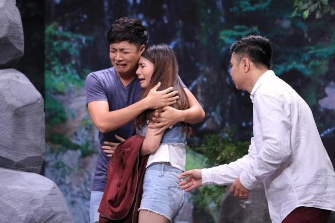 Hoai Linh che Tran Thanh 'duoi co' Ninh Duong Lan Ngoc hinh anh 7