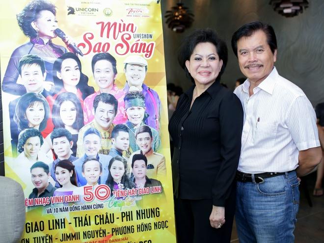 Live show Mua sao sang cua Giao Linh anh 2