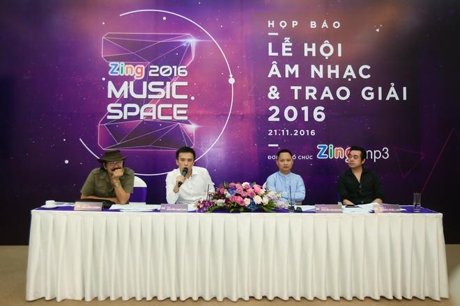 Hop bao Zing Music Awards mua 7 anh 1