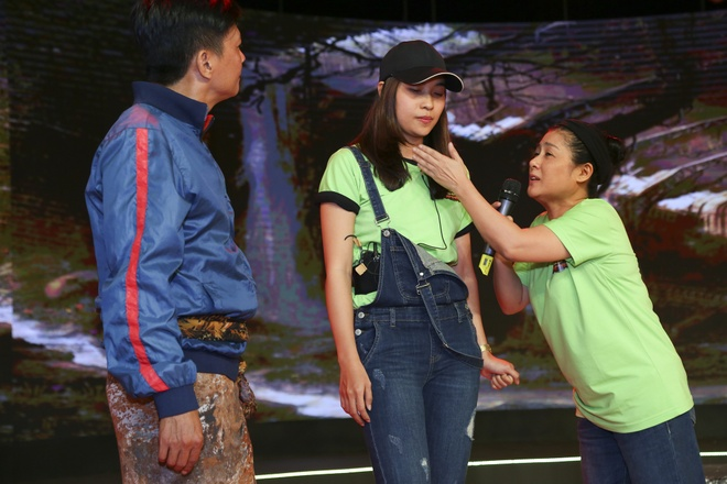 Minh Nhi nhan tin 'dan mat' Thanh Thuy luc 3h sang hinh anh 1