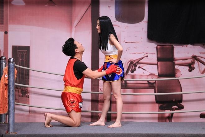Truong Giang lien tuc om hon tinh cu Tran Thanh o On gioi hinh anh 2