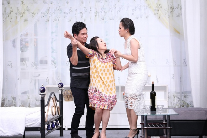 Truong Giang lien tuc om hon tinh cu Tran Thanh o On gioi hinh anh 10