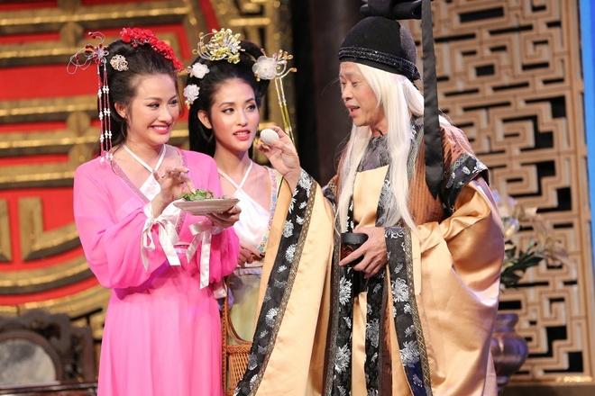 Truong Giang lien tuc om hon tinh cu Tran Thanh o On gioi hinh anh 12