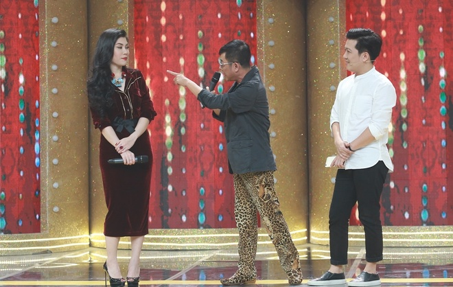 Uyen Trang yeu Tan Beo tu 10 nam truoc hinh anh 3