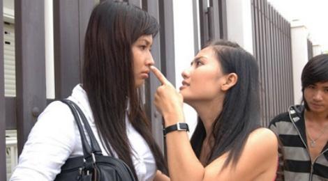 Dao dien so Hoa hau Mai Phuong Thuy dong phim hinh anh