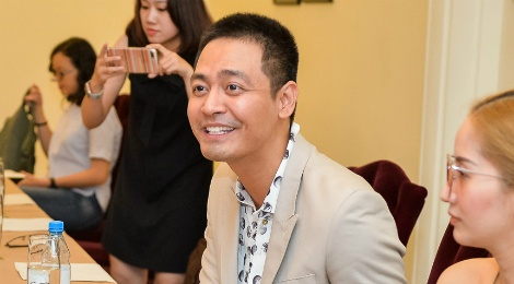 MC Phan Anh: 'Nguoi ta dang lap chien dich boi nho toi' hinh anh