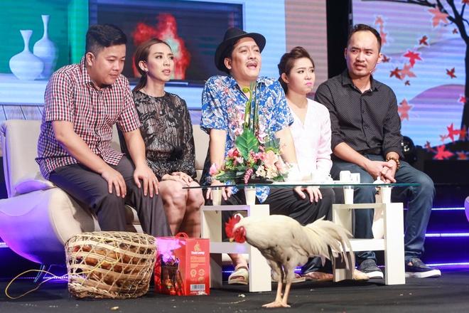Live show Chang he xu Quang cua Truong Giang anh 1