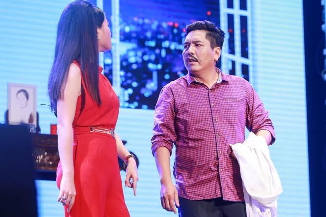 Nha Phuong xuat hien chop nhoang trong show Truong Giang hinh anh 6