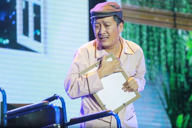 Live show Chang he xu Quang cua Truong Giang anh 2
