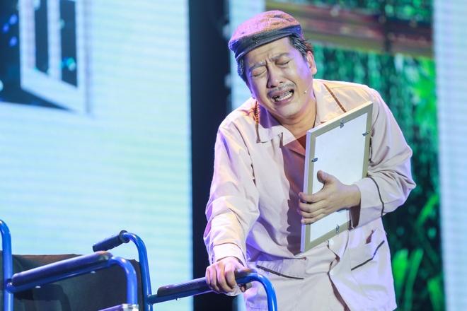 Nha Phuong xuat hien chop nhoang trong show Truong Giang hinh anh 8