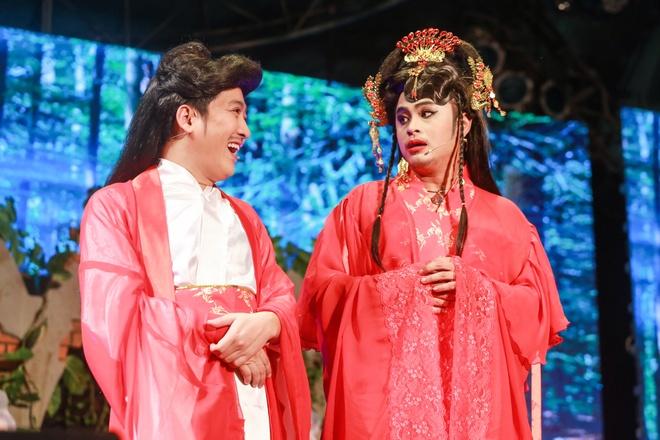 Live show Chang he xu Quang cua Truong Giang anh 3