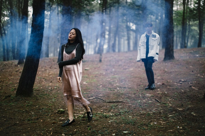 Soobin Hoang Son buon ba trong MV 'Phia sau mot co gai' hinh anh 2