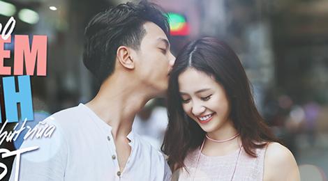 MV nhac phim cua Huong Tram duoc yeu thich tren BXH hinh anh