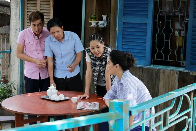 Thai Hoa so nhung vai dien duoc 'do ni dong giay' hinh anh 2
