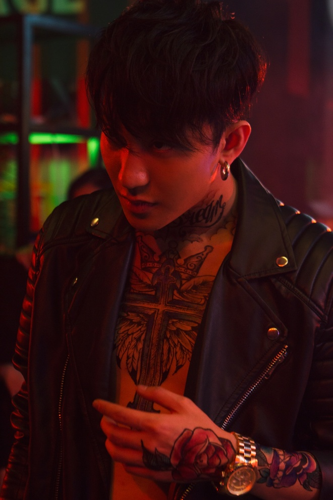 MLee tung teaser MV Party Up anh 3