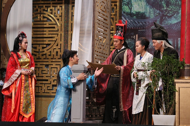 Hoai Linh che Truong Giang lam roi kich ban cua On gioi hinh anh 4