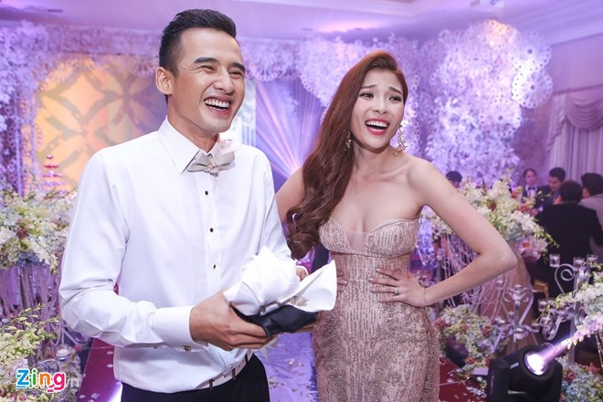 Thuy Diem tiet lo Luong The Thanh rat nghe loi vo hinh anh 2