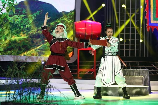 Dong gia Vu Linh xuat sac, co tro Thu Hang am giai 100 trieu hinh anh 2