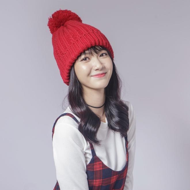'Hot girl bolero' Jang Mi tung bo anh don Giang sinh hinh anh 3